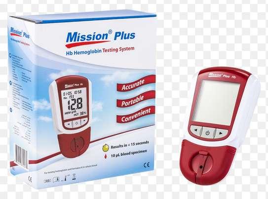 Mission Plus Hb Hemoglobin Machine image 1