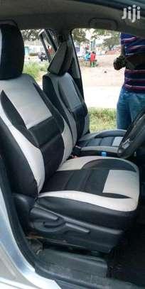 Tudor Car Seat Covers image 8