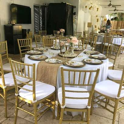Locally made Chiavari chairs for sale only. image 6