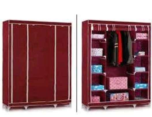 Stylish 3 column wardrobe image 1