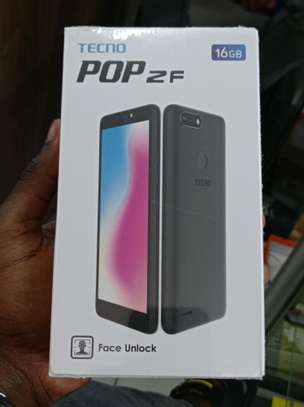 Tecno Pop 2F brand new and sealed in a shop image 1