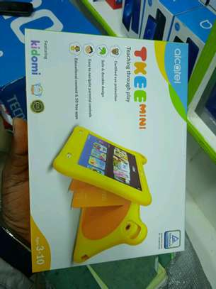 Alcatel Kids Tablet-16GB 1.5GB ram 50 free apps+Educative Content image 1