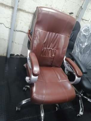 Executive high back office seat image 10