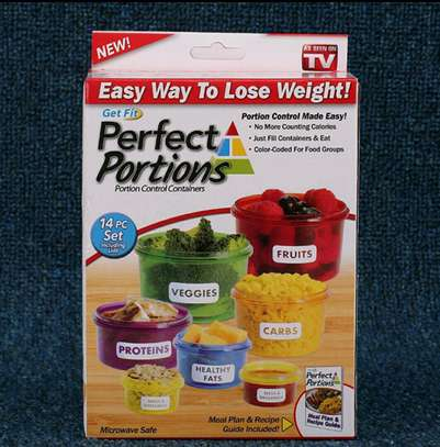 21days fix portion control containers