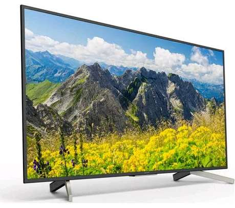 Sony 55 55X8000G smart 4k UHD Android TV image 1