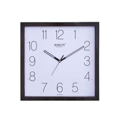Rikon 1851 PL WALL CLOCK image 1
