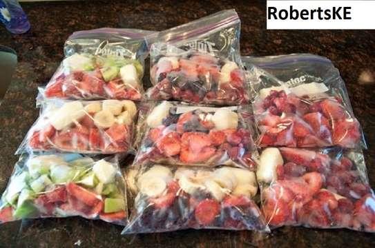 freezer bags 1litre image 1
