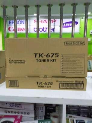 Kyocera TK 675 original toners image 1