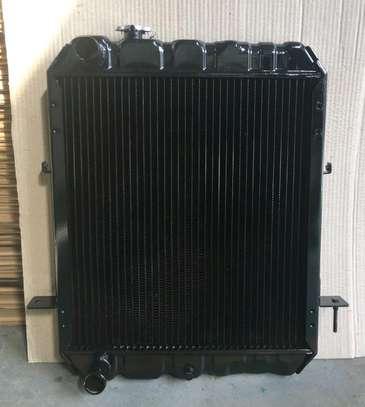 Isuzu cxz radiator image 3