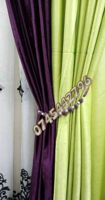 PLAIN SUPER QUALITY CURTAINS AND SHEERS image 6