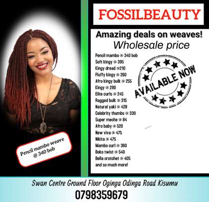 Fossilbeauty Opens up a New Store in Kisumu image 6