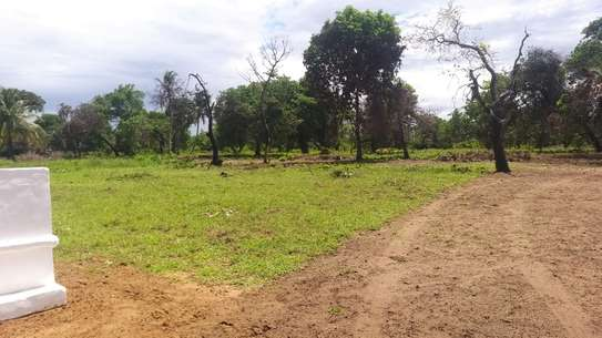 Eigth of an acre plots for sale in Ukunda. 20K per month only.