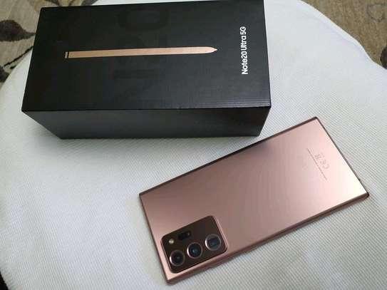Samsung Galaxy Note 20 Ultra  [ 512 Gigabytes ] image 1