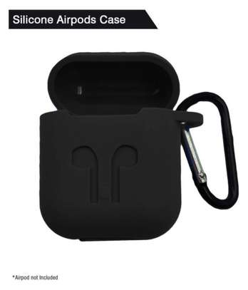 Soft Silicone Case For Apple Airpods Shockproof Cover For Apple AirPods Earphone Cases image 1