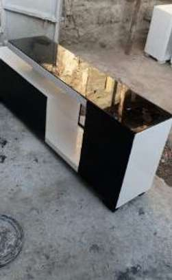 classy and very affordable tv stand fitting upto 55' image 1