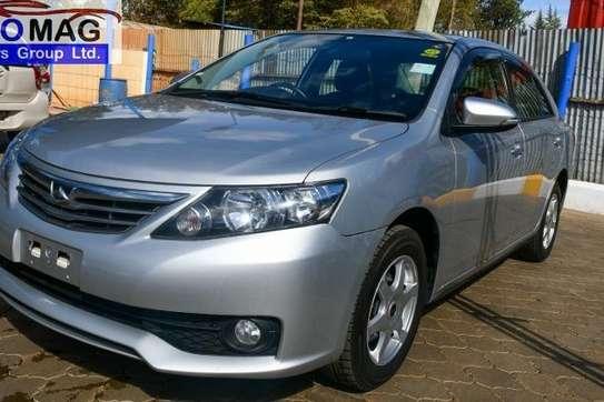 Toyota Allion image 4
