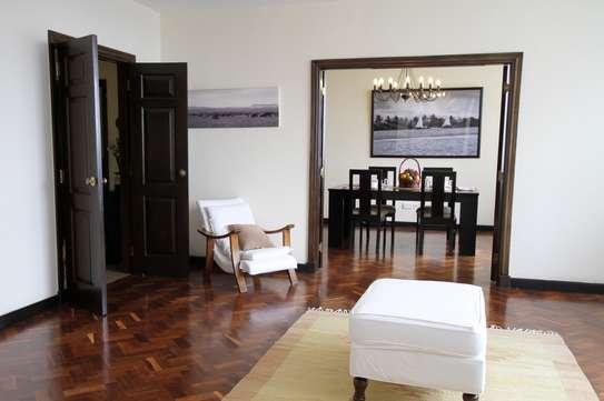 Furnished 4 bedroom apartment for rent in Kilimani image 5