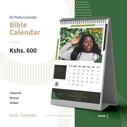 Bible Desk Calendars image 1