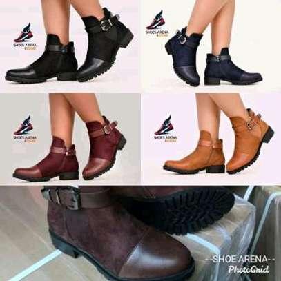Treading ladies boots image 1