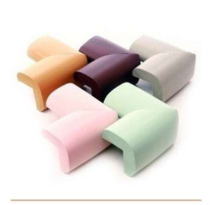 Baby Safety L Shape Colored Corner Covers/Guards/Protectors