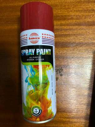 SPRAY PAINTS AEROSOL image 2