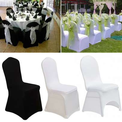 Spandex chair covers for sale