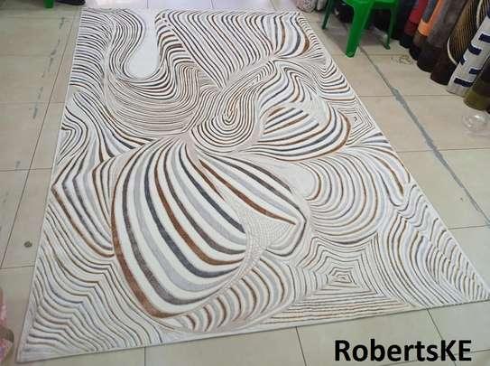 classy persian carpet 8*11 image 1