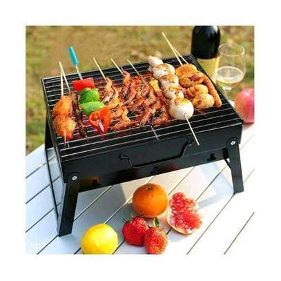 barbecue grill image 1