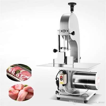 Electric commercial bone slicer, meat slicer, 110V / 220V, 1.5 kW image 2