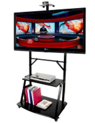 Office Conference Room Tv Stand image 1