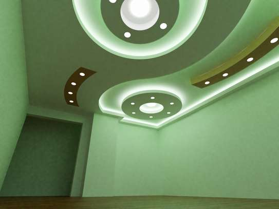 GYPSUM DESIGNS AND BUILD (RESIDENTIALS, OFFICES, HOTELS & CLUBS)