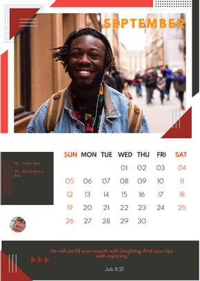 Bible Desk Calendars image 11