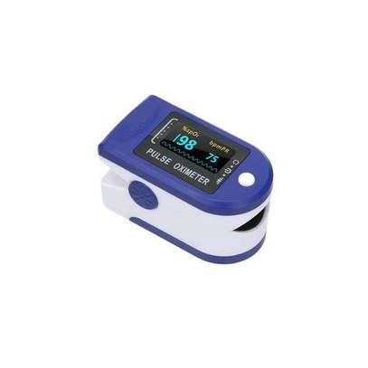 Fingerprint pulse oximeter image 1