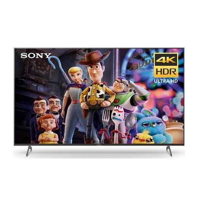 Sony 49'' SMART 4K ULTRA HD ANDROID TV, VOICE SEARCH, X-REALITY, NETFLIX X7500 image 1