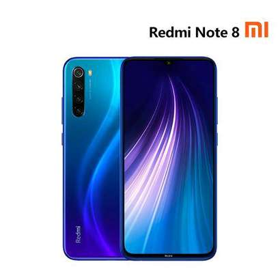XIAOMI Redmi Note 8, 6.3, 4 GB + 128 GB (Dual SIM) 4000 MAh - Blue image 1