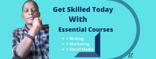 Online Writing & Marketing Courses
