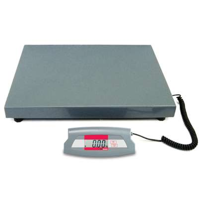 1000lb 1 Ton Floor Weighing Scale. image 1
