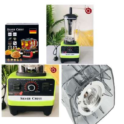 SHARE THIS PRODUCT   silver crest Multifunction Commercial Blender -3000WTTS image 1