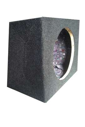 SPACE SAVING 12 INCH BASS SPEAKER CABINET image 1