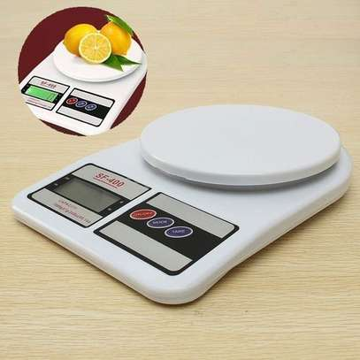 Digital Electronic kitchen 10 Kg weighing scale machine image 2