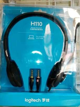 Headphones, H110 stereo Headset image 1