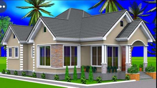 3bedrooms house plan