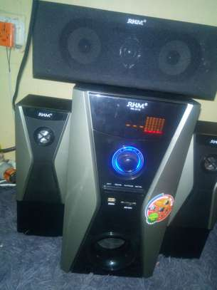 RHM 3.1 music system for sale