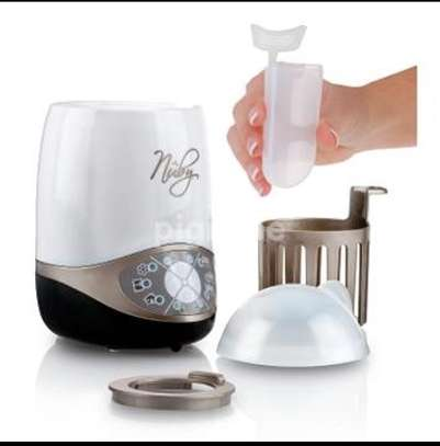 Nuby Electric Warmer & Steriler image 1