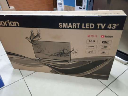 Horion 43 inches smart tv image 1