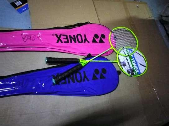 Badminton racket yonnex image 1