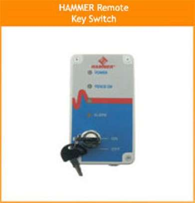 Electric Fence Remote Keyswitch