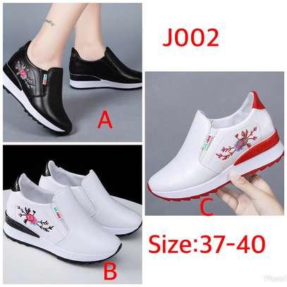 Wedge sneakers image 1
