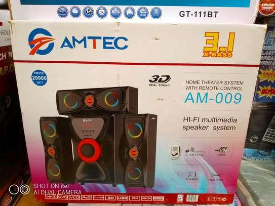 amtec 009 3.1 sub woofer image 2