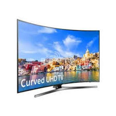 65 inch samsung 65TU8300 curved UHD 4k tv image 1